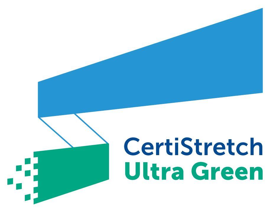 CertiStretch Ultra Green wikkelfolie